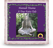 Hannah Titania A True Fairy Tale Purple Edition