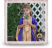 Hannah Titania Fairy Princess Play Gown